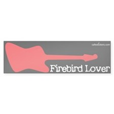 Firebird Love Bumper Bumper Sticker