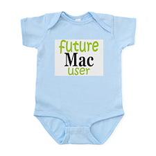 Future Mac User (green) Body Suit