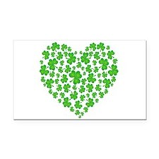 ! My Irish Heart copy.png Rectangle Car Magnet