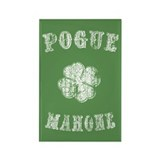 Pogue Mahone -vint Rectangle Magnet (100 pack)
