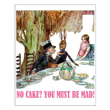 ALICE_NO CAKE_018.png Small Poster