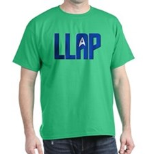 LLAP (w/TOS Insignia) T-Shirt