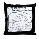Programmer Throw Pillow