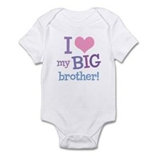 Love My Big Brother Infant Bodysuit