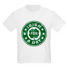 Irish for a day shamrock T-Shirt