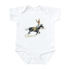Cute Equine Infant Bodysuit
