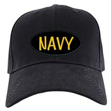 Black Navy Cap
