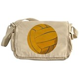 Waterpolo Ball US Olympics Swimming Fish Messenger