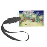 The Fairy Circus007_10x14.png Large Luggage Tag