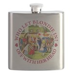 alice who let blondie_RED copy.png Flask