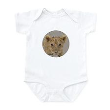 lion cub Infant Bodysuit