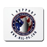 Military Purchasing Group Mousepad