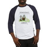 Democracy & Liberty Baseball Jersey