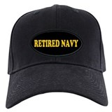 Retired Navy <BR>Cap 3