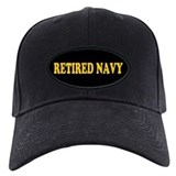 Retired Navy &lt;BR&gt;Cap 3