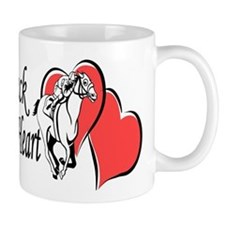 Off The Track LOVE Mug