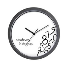 Cute Key Wall Clock