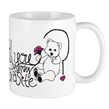 Will you be my BEARasite? Mug