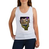 Women's FrankensteinTank Top