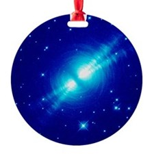 The Egg nebula - Ornament (Aluminum)