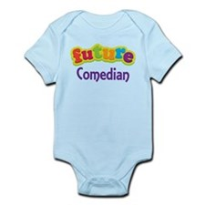 Future Comedian Infant Bodysuit