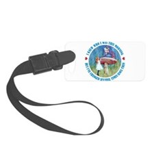 ALICE_CATERPILLAR_BLUE copy.png Luggage Tag