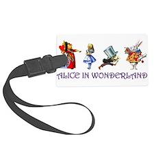 ALICE IN WONDERLAND_PURPLE MUG copy.png Luggage Tag