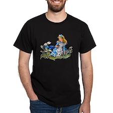 Alice_BLUE RABBIT copy.png T-Shirt