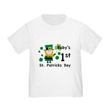 Baby's 1st St. Patrick's Day T