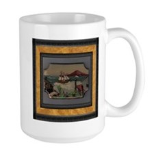 Art Painting Designed Mug