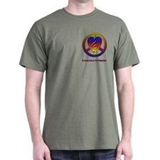 Peacelovemusic T-Shirt