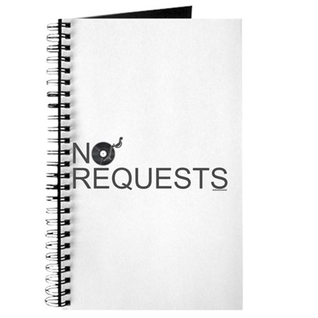 No Requests Journal