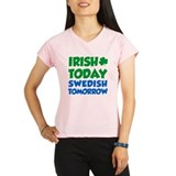 Irish Today Swedish Tomorrow Peformance Dry T-Shir