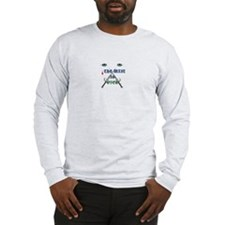 Qhuinn Eyes Double Dagger Long Sleeve T-Shirt