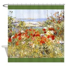 Childe Hassam Shower Curtain