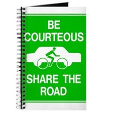 Share the Road Journal