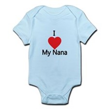 I love my Nana Body Suit