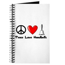 Peace, Love, Handbells Journal