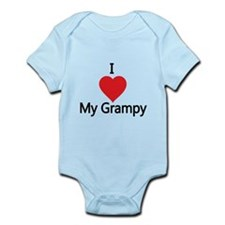 I love my Grampy Body Suit