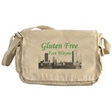 Gluten Free Fort Wayne Messenger Bag