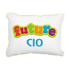 Future CIO Rectangular Canvas Pillow