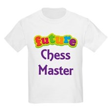 Future Chess Master T-Shirt