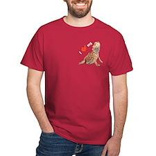 I luv my bearded dragon (cardinal-pocket)