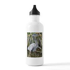 Unique Blues Water Bottle