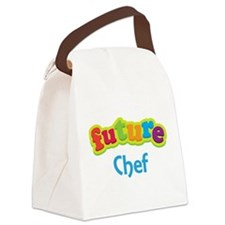 Future Chef Canvas Lunch Bag