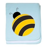 Mr. Bumble Bee baby blanket