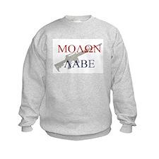 Molon Labe Sweatshirt
