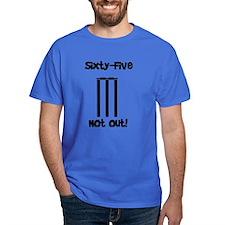 Sixty Five black T-Shirt