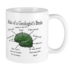 Cute Geology Small Mug