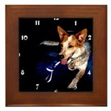 Heeler Framed Tile